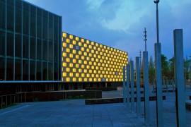 Pabellón Navarra Arena (Urbanización)